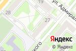 Схема проезда до компании Березка в Перми