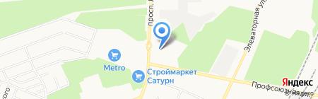 Электрон СТР на карте Стерлитамака