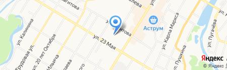 Ram на карте Стерлитамака