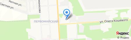 Торговая фирма на карте Стерлитамака