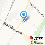 Газовик на карте Стерлитамака