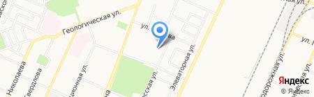 Детский сад №4 на карте Стерлитамака