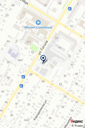 СТАЛК БАШСПИРТ на карте Стерлитамака