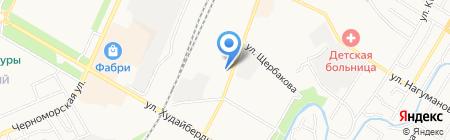 Мега Ломбард на карте Стерлитамака