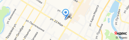 Red Mangal на карте Стерлитамака