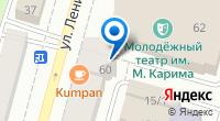 Компания Лазерный Стиль на карте