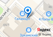 Про.свет на карте