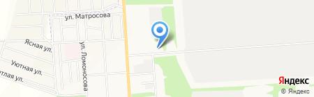 Пожарная часть №16 на карте Стерлитамака