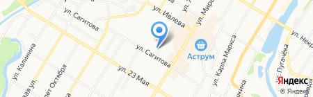 Твой крепеж на карте Стерлитамака