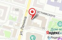 Схема проезда до компании Теленеделя Уфа в Уфе