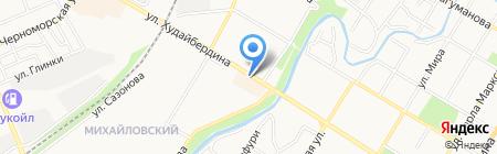 Банкиръ на карте Стерлитамака