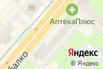 Схема проезда до компании Ювелирная мастерская в Перми