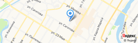 ДОМ сеть магазинов товаров для дома на карте Стерлитамака