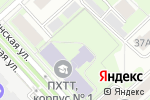 Схема проезда до компании Пермский химико-технологический техникум в Перми