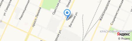 Ремонтно-строительная компания на карте Стерлитамака