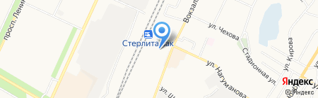 VIP center на карте Стерлитамака