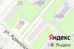 Схема проезда до компании Домоуправление в Перми