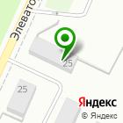 Местоположение компании Кубометр