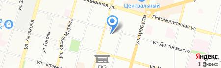 ТурУфа.ру на карте Уфы