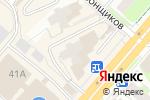 Схема проезда до компании Faberlic в Перми