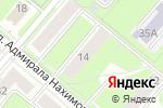 Схема проезда до компании ПРОФИНДУСТРИЯ в Перми