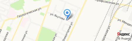 М.Авто на карте Стерлитамака