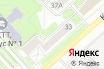 Схема проезда до компании Администрация Кировского района в Перми