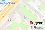Схема проезда до компании Аптека от склада в Перми