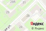 Схема проезда до компании Управление казначейства в Перми