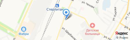 МУЛЬТИДОМ на карте Стерлитамака