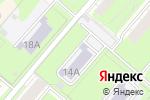 Схема проезда до компании Детский сад №108 в Перми