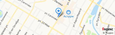 Купи-Продай в РБ на карте Стерлитамака