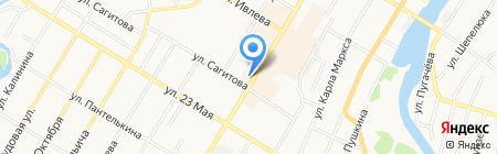 Правовая защита на карте Стерлитамака