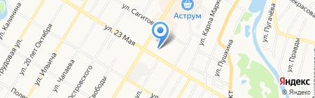 Спецремстрой на карте Стерлитамака