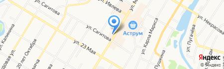 Алекс мебель на карте Стерлитамака