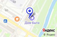 Схема проезда до компании АКВАРЕЛЬ САЛОН в Стерлитамаке