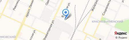 Каменская жемчужина на карте Стерлитамака