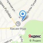 Ладушки на карте Чесноковки
