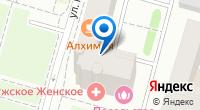 Компания Посольство СПА AVEDA на карте