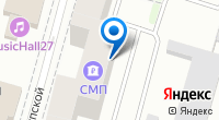 Компания Lavande на карте