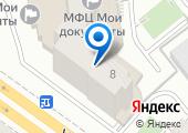 Уфимская коллегия адвокатов Республики Башкортостан, НО на карте