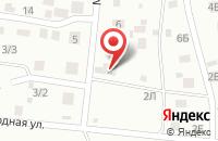 Схема проезда до компании Парикмахерская в Сторожевке