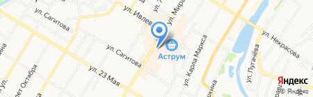 Галина на карте Стерлитамака