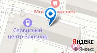 Компания Линлайн на карте