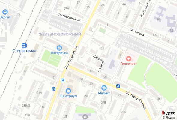 купить квартиру в ЖК Ул. Паровозная 1А