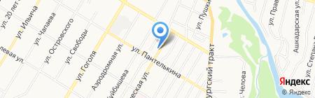 Спецтехника на карте Стерлитамака