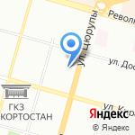 Прокуратура г. Уфы на карте Уфы