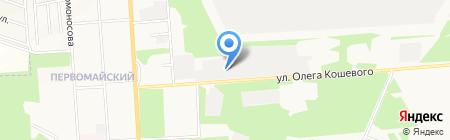 ПластСтер на карте Стерлитамака