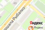 Схема проезда до компании СМ-ТЕЛ в Перми