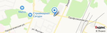 Автоцентр Керг Стерлитамак на карте Стерлитамака